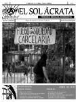 El Sol Ácrata N°2, Abril de 2012.