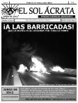 El Sol Ácrata N°4, Junio de 2012.