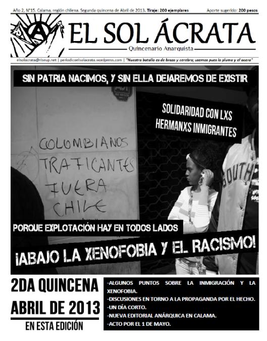 portada segunda quincena abril