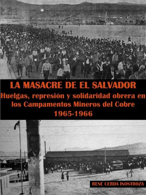 La Masacre de El Salvador Portada