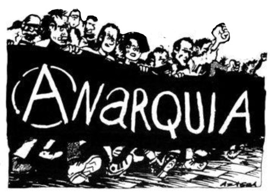 Image result for ANARQUISMO
